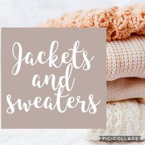 Jackets & Blazers - Jackets and sweaters